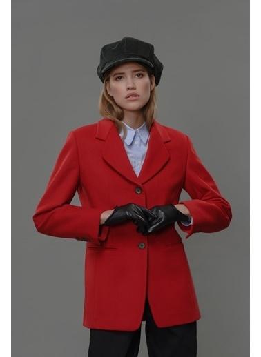 Faraway Scarlett Jacket Kırmızı